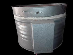 Horno para cer mica c rdoba posot class for Calcomanias para ceramica horno