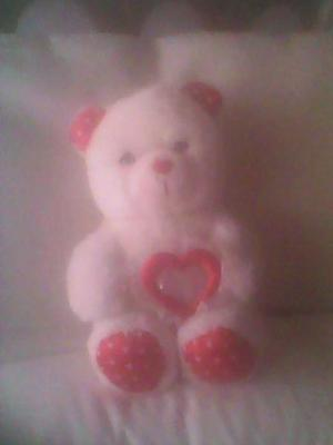 *OSO PELUCHE* I LOVE YOU***