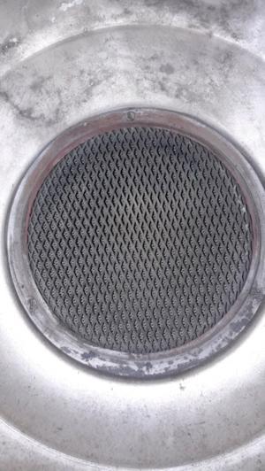 Pantalla De Gas Natural