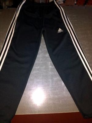 Pantalon Gris Adidas