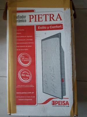 Radiador cerámico 500 w Pietra Peisa