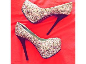 Urgente vendo hermosos zapatos de fiesta