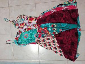 Vestidos de fibrana un uso