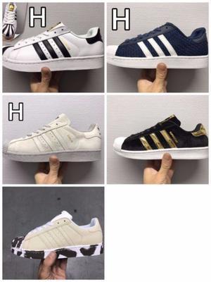 Zapatillas Adidas Superstar SOLO POR MAYOR- curvas de 12 o 6