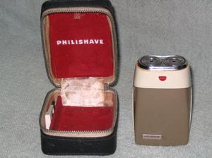 afeitadora portatil philipshave