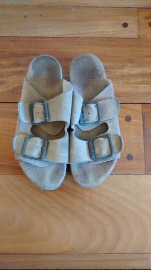 liquido sandalias con plataforma nro35