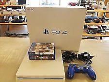 play station 4 nueva en caja 1tb con 10 juegos