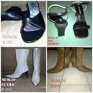 rebajado !!! vendo o permuto,botas y sandalias