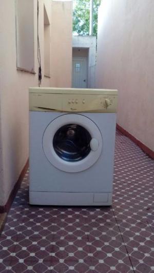 vendo 2 lavarropas automaticos whirlpool ffuncionan muy bien