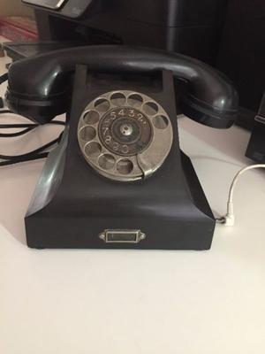 vendo telefono antiguo