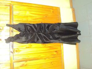 vendo vestido de fiesta,negro