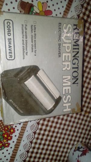 Afeitadora Remington Super Mesh Cord shaver