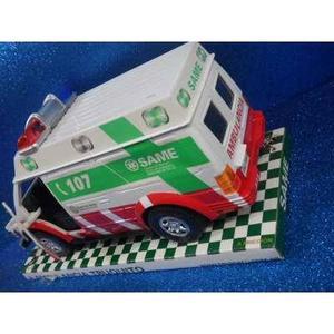 Ambulancia Abrepuertas Same A Friccion