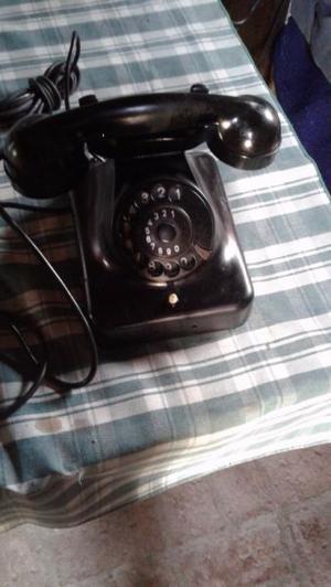 Antiguo Teléfono de mesa de coleccion.