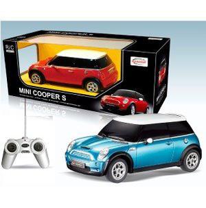 Auto A Radio Control Control Remoto Mini Cooper S A Escala
