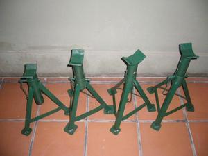 Caballetes para taller mecánico 2,5 Tn