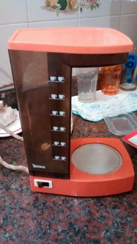 Cafetera Atma 12 Pocillos Falta Vaso De Vidrio