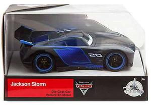 Cars 3 Jackson Storm Disney Store En Caja