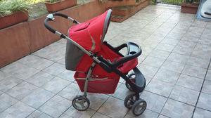 Cochecito de paseo para bebe marca Infanti.-