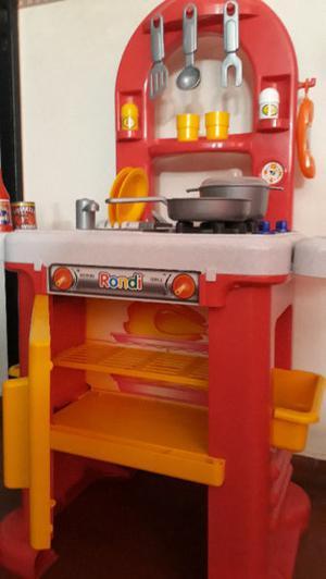 Cocina de Juguete Rondi