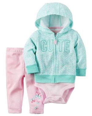 Conjuntitos carters - talle 6 meses - ropa para bebe