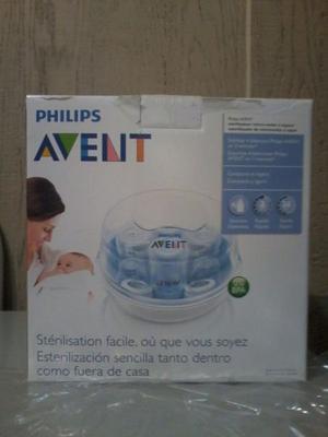 Esterilizador De Microondas A Vapor Philips Avent Mamadera