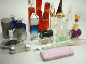 Frascos Vacios De Perfume Importado 24 De Colección