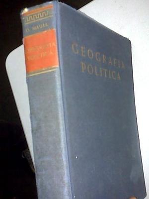 Geografia Politica Otto Maull