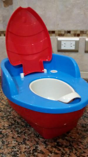 Pelela o inodoro infantil como nuevo posot class for Inodoro infantil