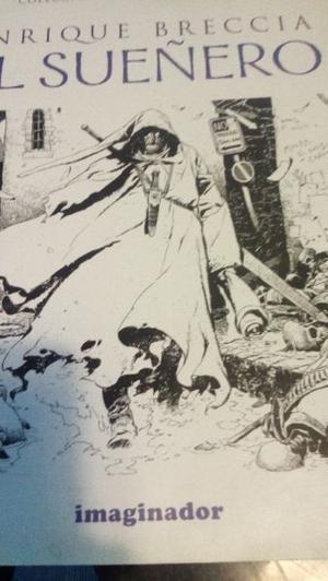 LIBRO COMIC EL SUEÑERO DE ENRIQUE BRECCIA