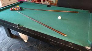 Mesa de pool 3 en 1