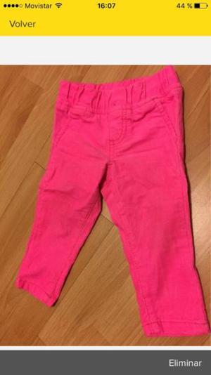 Pantalón de corderoy carters