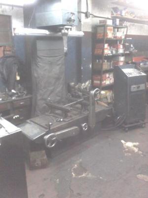 Rectificadora WDW Cilindros Automotor Funcionando Exelente