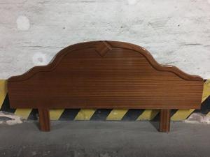 Maga collection respaldo en madera para posot class for Respaldo de sommier