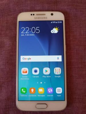 Samsung Galaxy S6 32gb 5.1 Qhd 4g Lte Liberado De Fabrica