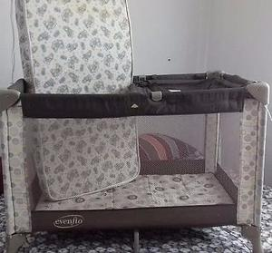 Se vende cuna mas colchón