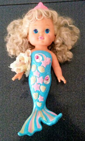 Sirenita Mattel $300