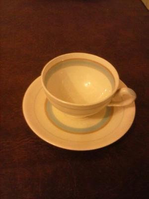 Taza De Porcelana Inglesa