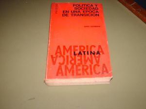 UN LIBRO DE politica y sociedades en una epoca de