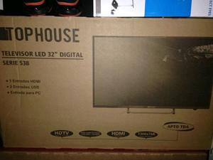 Vendo led tv top house