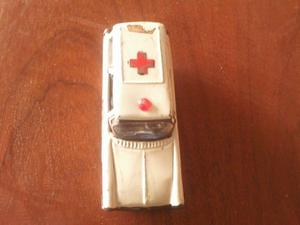 ambulancia de chapa