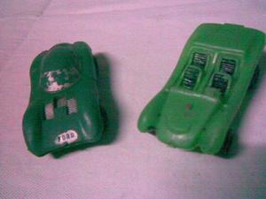 autos de plastico