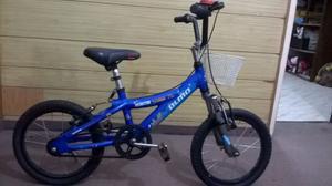 Bicicleta Olmo Reaktor Rodado 16 Aluminio Varon