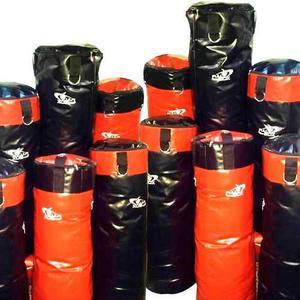 Bolsa De Boxeo Full Box 1,20 Mts Lona Camion! Taekwondo Box