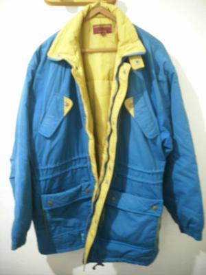 Campera abrigo invierno XL