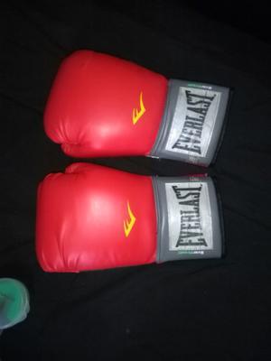Guantes de boxeo Everlast 12 oz