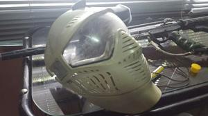 Mascara Para Paintball Usada. Modelo Bj52 (solo Mascara)