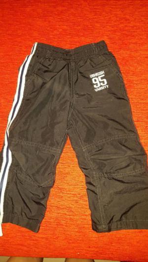 Pantalon Náutico Osh Kosh Talle 3t Usa