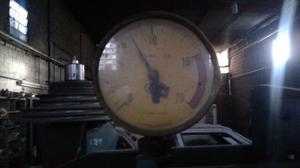 Prensa hidraulica manual 2 columnas 20 tn