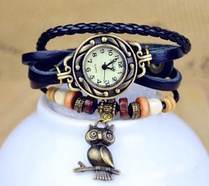 Pulsera Reloj Brazalete Vintage x 10 unidades